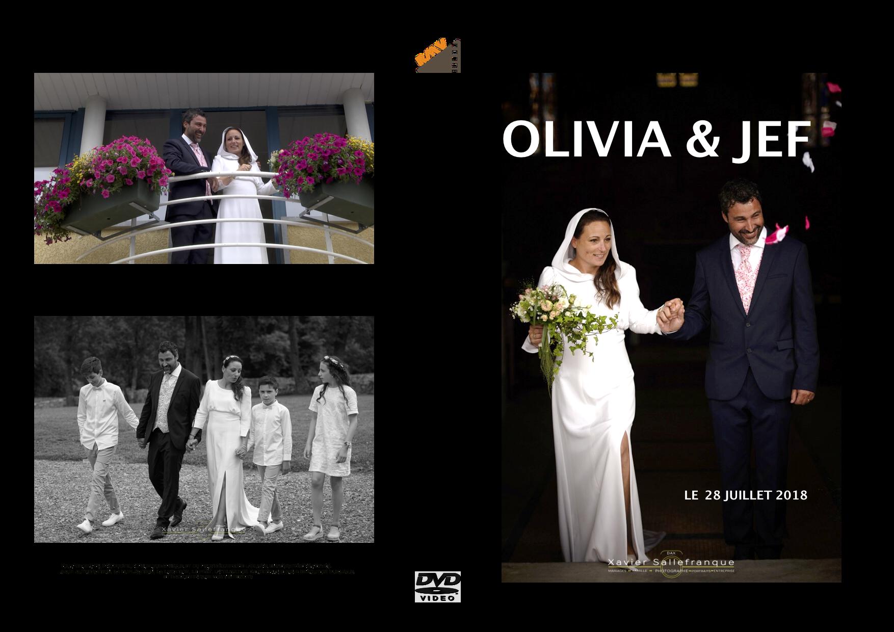 Olivia et jef